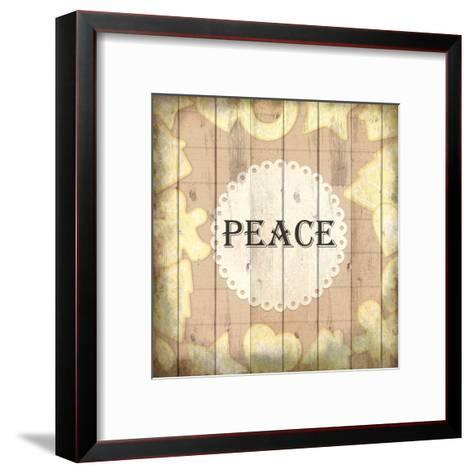 Christmas Peace-Kimberly Allen-Framed Art Print