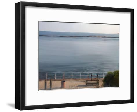 Inlet View-Sarah Butcher-Framed Art Print