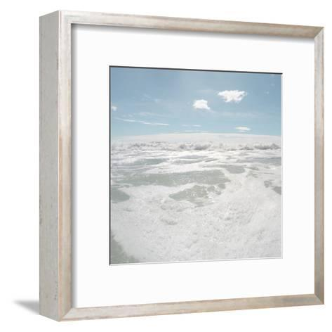 Bubbles In The Sea 2-Marcus Prime-Framed Art Print