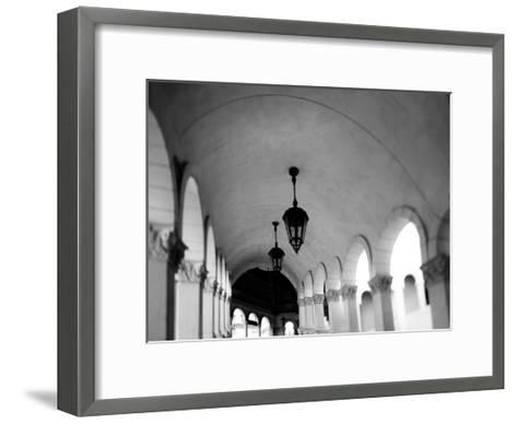Venice stroll-Tracey Telik-Framed Art Print