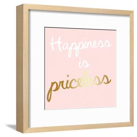 Priceless Happiness-Jelena Matic-Framed Art Print