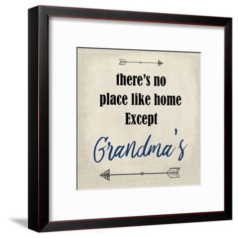 Theres no Place-Kimberly Allen-Framed Art Print