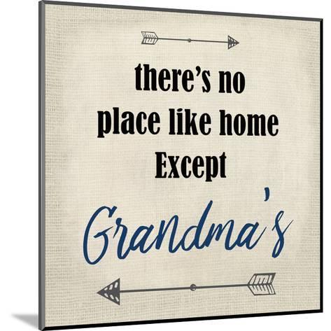 Theres no Place-Kimberly Allen-Mounted Art Print