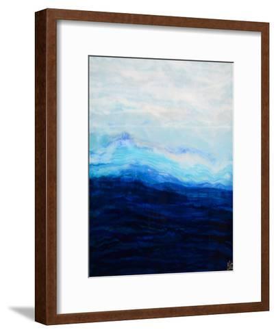 Waterfall IV-Barbara Bilotta-Framed Art Print