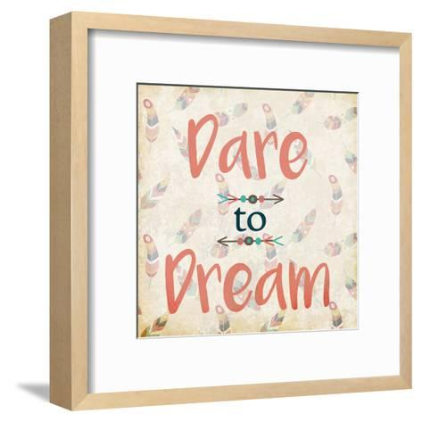 Dare to Dream-Kimberly Allen-Framed Art Print