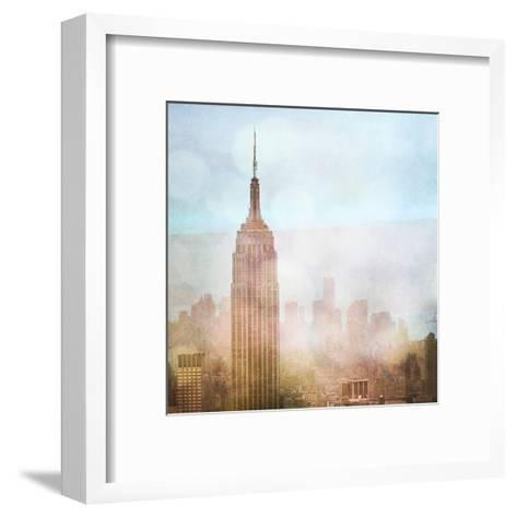 Empire mom-Ashley Davis-Framed Art Print