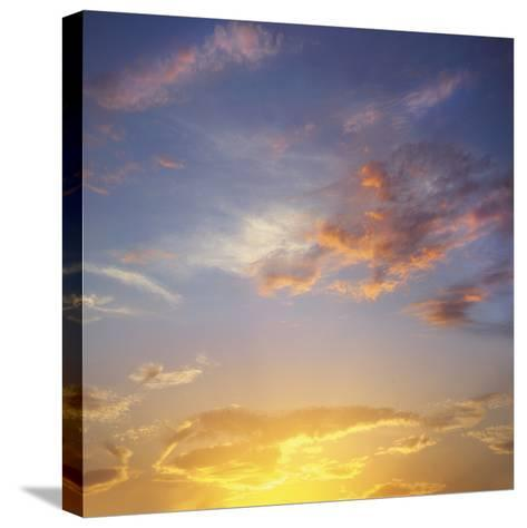 Sky 4-Ken Bremer-Stretched Canvas Print