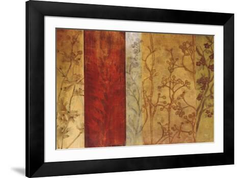 Garden Song I-Elise Remender-Framed Art Print