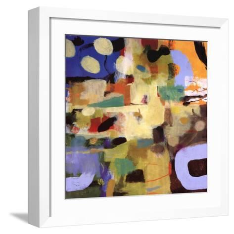 Aerial Abstract I-Scott Cilmi-Framed Art Print
