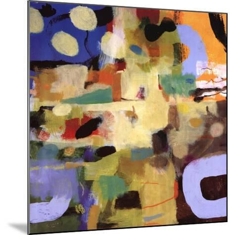 Aerial Abstract I-Scott Cilmi-Mounted Art Print