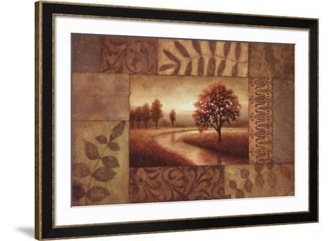 October Away I-Fred Mathews-Framed Art Print