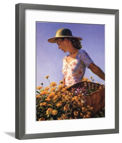 Morning Light-Thomas J. Larson-Framed Art Print