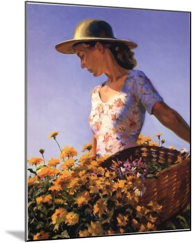 Morning Light-Thomas J. Larson-Mounted Art Print