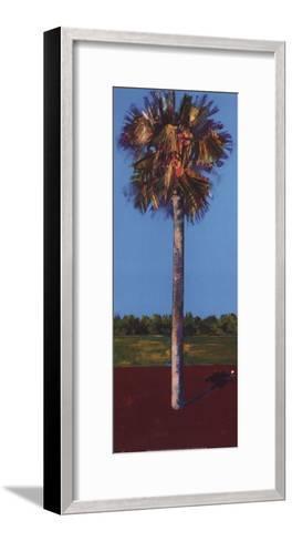 Healing Palm-Azure-Herbert J Draper-Framed Art Print