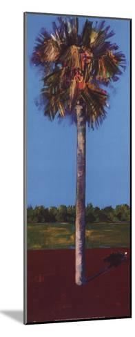 Healing Palm-Azure-Herbert J Draper-Mounted Art Print