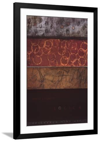 Logic IV-David Lizanetz-Framed Art Print