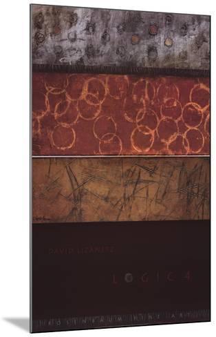 Logic IV-David Lizanetz-Mounted Art Print