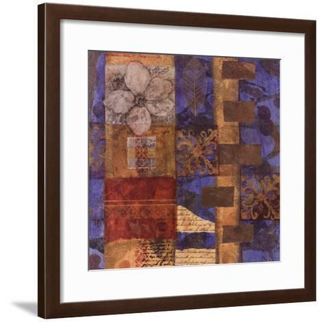 Remembrance I-Angeles Maceira-Framed Art Print