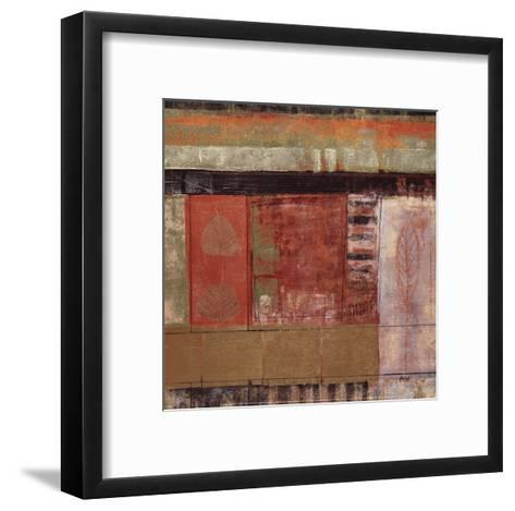 Language Of Nature I- Hafod-Framed Art Print