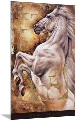 Kingdoms Unite I-Janice Darr Cua-Mounted Art Print