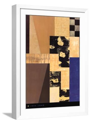 China Basin Series I-Jeff Long-Framed Art Print
