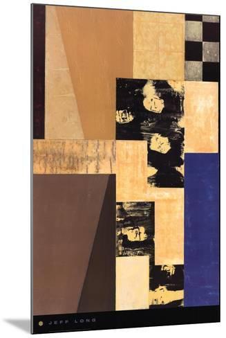 China Basin Series I-Jeff Long-Mounted Art Print