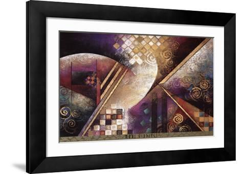 WITHIN ROMANCE-Mari Giddings-Framed Art Print