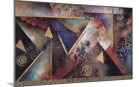 MY LOVE'S ARRIVAL-Mari Giddings-Mounted Art Print