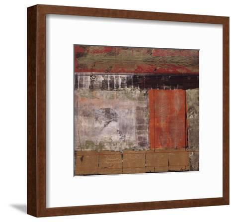Language Of Nature II- Hafod-Framed Art Print