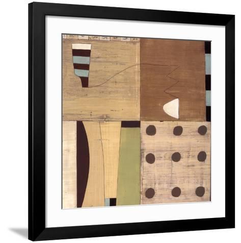 Chit Chat I-Michael Shemchuk-Framed Art Print