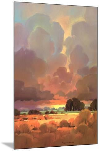 Last Light II-John Stevenson-Mounted Art Print