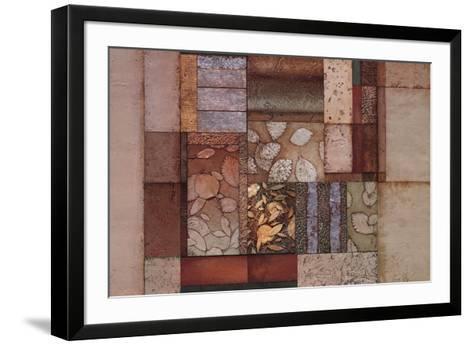 Precious Earth #1-Juno Sky-Framed Art Print