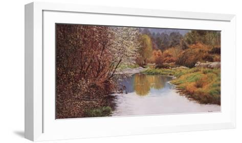 Ro Tranquilo I-Miquel Torrecilla-Framed Art Print