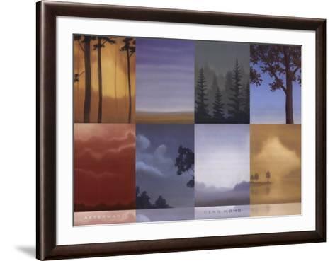 Afterward-Deac Mong-Framed Art Print