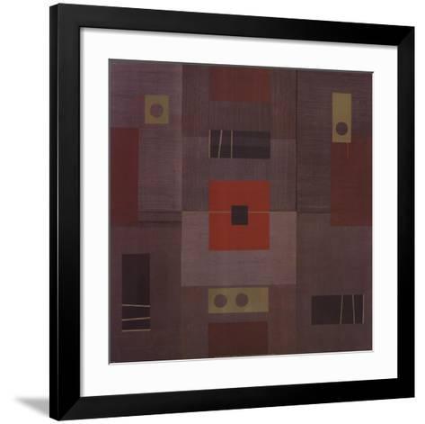 Elemental I-Verbeek & Van Den Broek-Framed Art Print