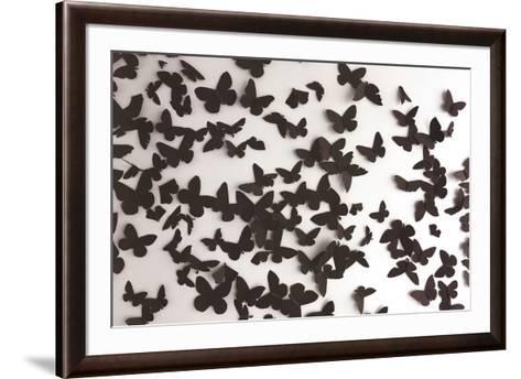 Black Cloud-Carlos Amorales-Framed Art Print