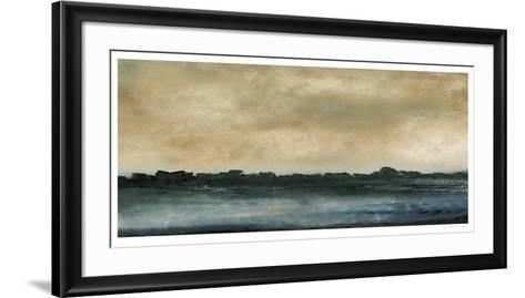 Horizon View V-Sharon Gordon-Framed Art Print