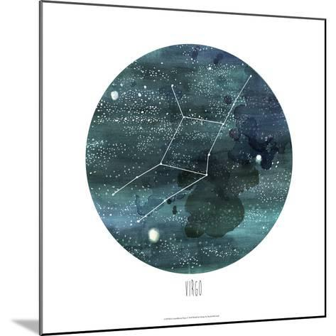 Constellation-Virgo-Naomi McCavitt-Mounted Art Print