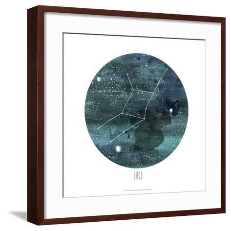 Constellation-Virgo-Naomi McCavitt-Framed Art Print