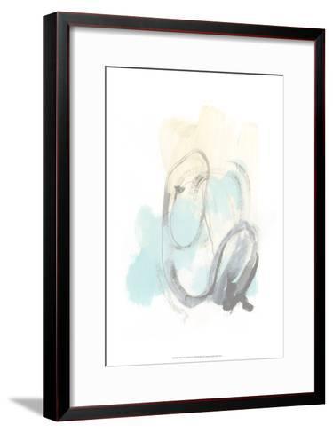 Perpetual Gesture II-June Erica Vess-Framed Art Print