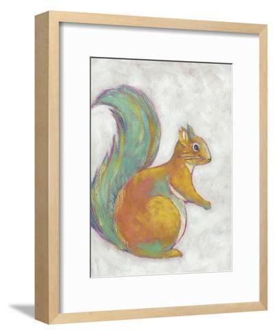 Woodland Friends I-Chariklia Zarris-Framed Art Print