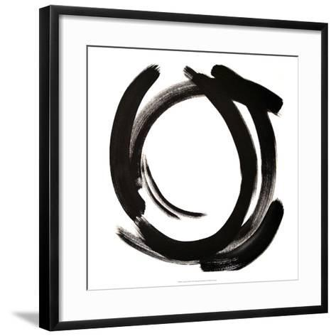 Intersection II-Alison Jerry-Framed Art Print