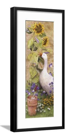 Garden March II-Marcia Matcham-Framed Art Print