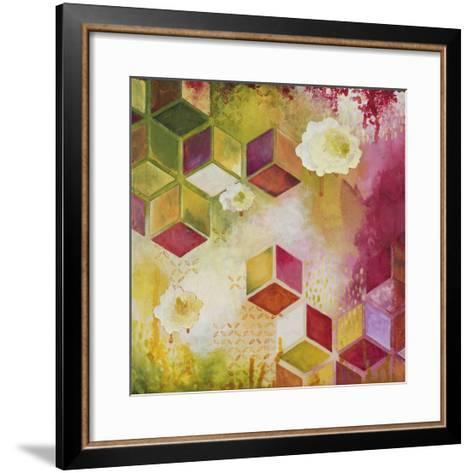 Path of Reflection I-Heather Robinson-Framed Art Print