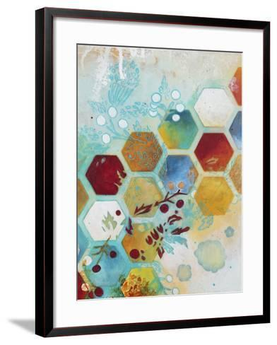 Aflutter II-Heather Robinson-Framed Art Print