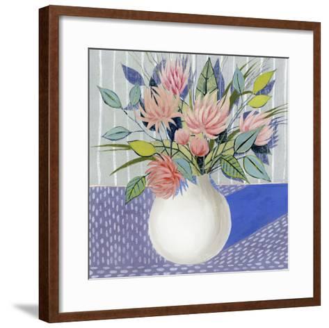 Midday Bouquet II-Grace Popp-Framed Art Print