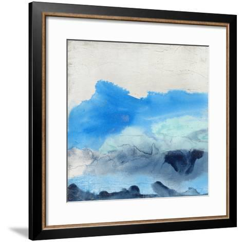 Breakers I-June Erica Vess-Framed Art Print