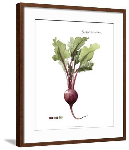 Root Vegetable II-Grace Popp-Framed Art Print