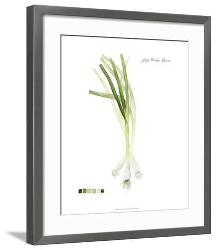 Root Vegetable V-Grace Popp-Framed Art Print