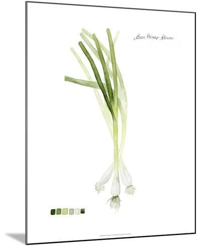 Root Vegetable V-Grace Popp-Mounted Giclee Print